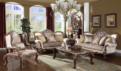 traditional living room sets 603 sandro traditional living room set in light cherry by