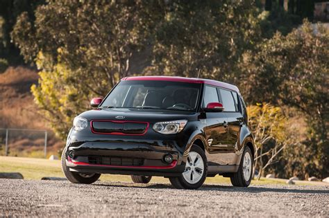 2015 Kia Soul Plus 2015 Kia Soul Ev Plus Front Three Quarter Photo 8