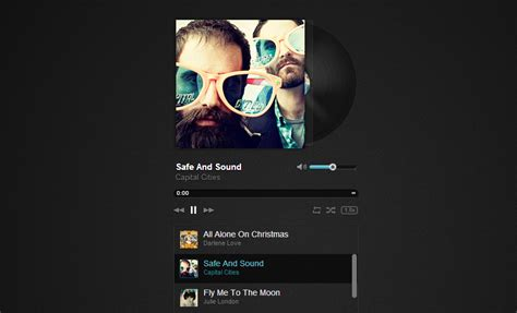 themes tumblr with music player coolest music player shoutcast stream by kuzenkonet