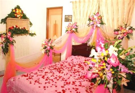 bedroom flower decoration wedding room decoration ideas in pakistan for bridal