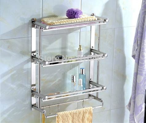metal wall mounted shelves cheap bathroom colour bathroom wholesale and retail promotion stainless steel wall