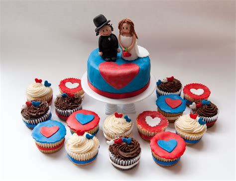 imagenes de uñas en blanco y rojo boda lina y mariano corazones en azul blanco y rojo jpg
