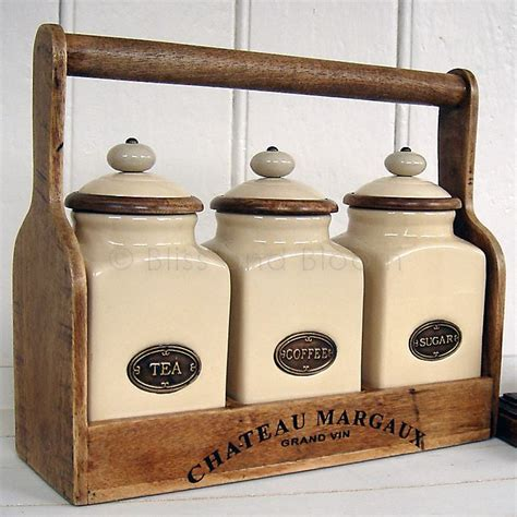 flour and sugar canister sets home ideas