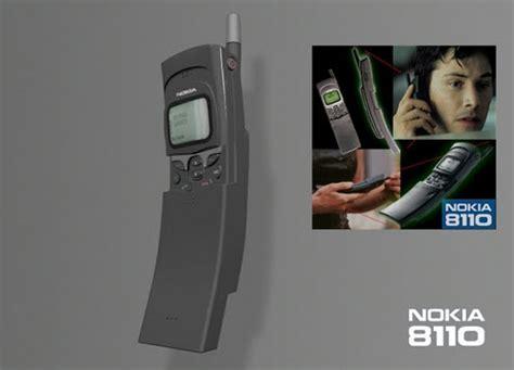 Casing Nokia 8110 top vintage fashion phones