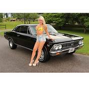 66 Chevellethat Chick Needs To Get Out Of The Way