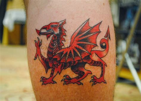 welsh dragon tattoo designs 25 best ideas about on celtic