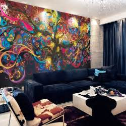 Wall Decals Murals Wallpaper Aliexpress Com Buy Tree Of Life Photo Wallpaper
