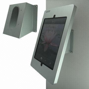 Tablet Wall Mount Diy by Wall Mount Security Solution For Ipad Wall Brackets