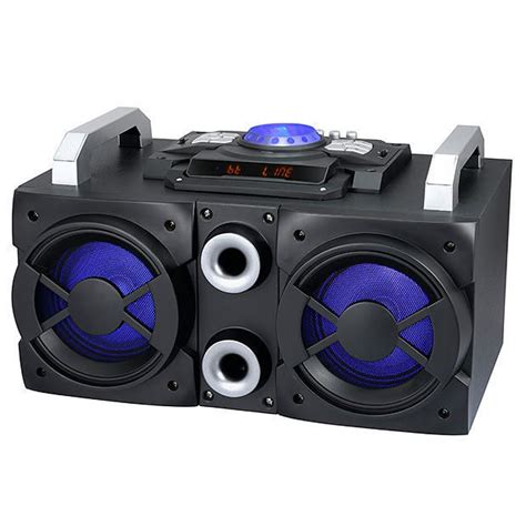 Mix Bluetooth Dan Speaker Dj Mixer Speaker System With Bluetooth Black