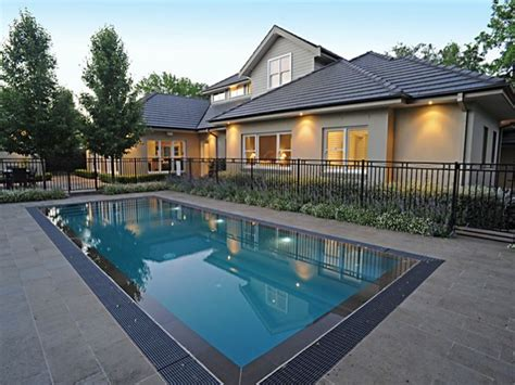 face landscape pools and landscaping ideas rock retaining
