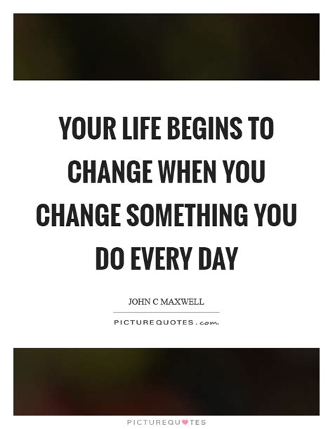 does my vivofit reset every day your life begins to change when you change something you