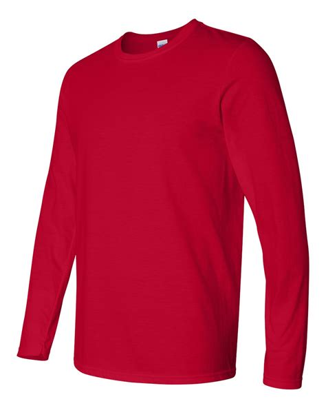 Sleeve Color Gildan 100 Original gildan mens softstyle sleeve t shirt cotton s m l