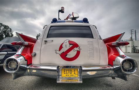Ecto One Car by Ecto 1 Oversteer