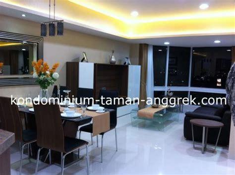 Interior Design Apartment Taman Anggrek | taman anggrek condominium interior design jakarta