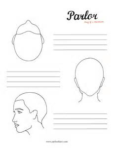 hairstyling lesson plan download a free head sheet for cosmetologists