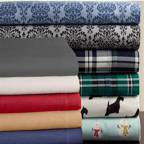 bed flannel sheets plaid flannel sheets bean flannel sheets for