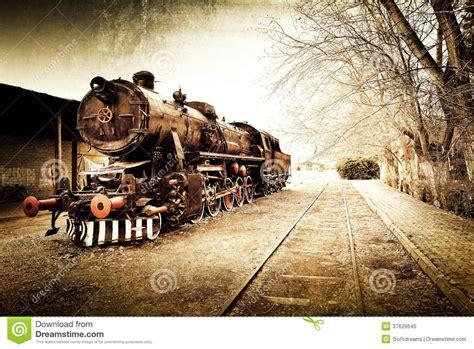 old vintage images retro vintage old train background stock image image