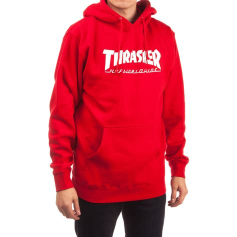 Hoddie Jaket Skate Huf huf x thrasher classic h pullover hoodie