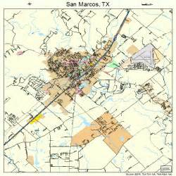 where is san marcos on a map san marcos map 4865600