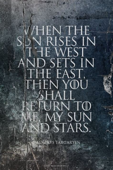 Wedding Quotes Of Thrones by Of Thrones Staffel 1