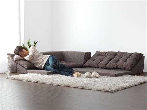 sofa in japanese nagomi floor sofa clutter home pinterest living