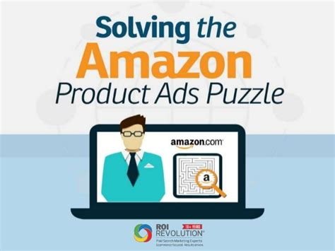 amazon ads solving the amazon product ads puzzle