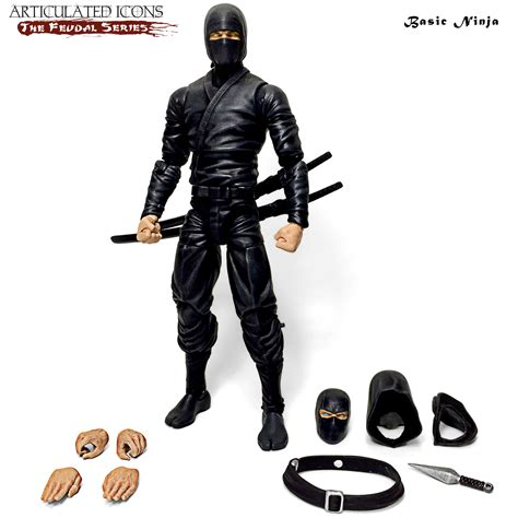 figure 6 inch 6 inch scale articulated icons figures coming to