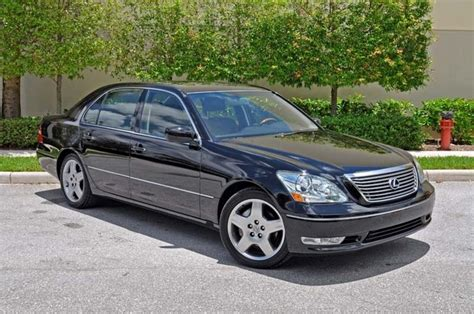 lexus ls 2005 2005 lexus ls 430 information and photos momentcar