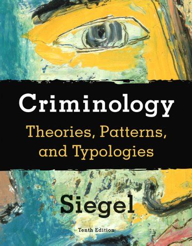 crime pattern theory pdf criminology theories patterns and typologies browse patterns