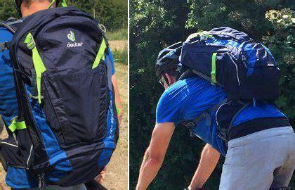 der neue deuter trans alpine  bikerucksack im test