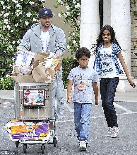 Kevin Spends B Day With Sons Shar Jackson by Image Gallery Shar Jackson 2013