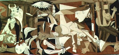 picasso paintings during civil war napepsun tableau guernica