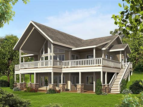 mountain vacation home plans plan 35511gh mountain house plan with up to four bedrooms