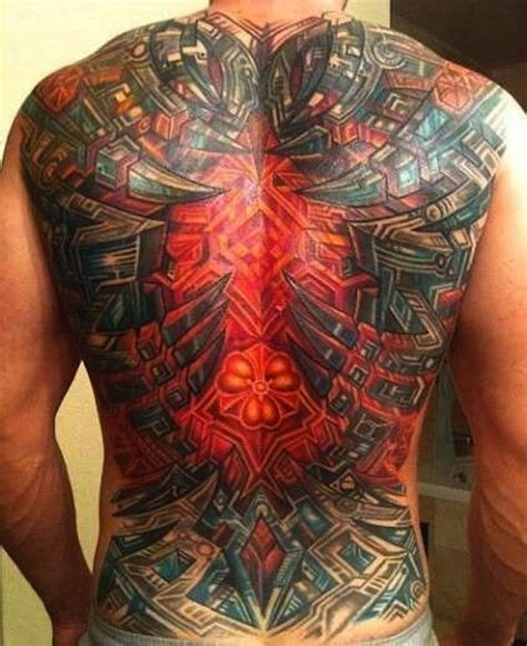 tattoo biomechanical back 148 biomechanical tattoo for geeks