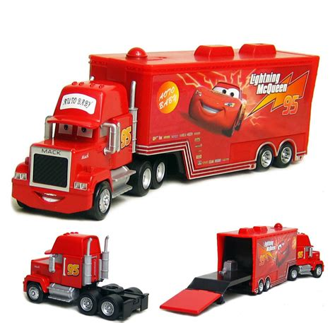 New Item Tomica No 55 Diecast Miniatur Truck Isuzu Giga Fried Potato disney pixar cars no 95 truck lightning mcqueen 1 55 scale diecast metal alloy