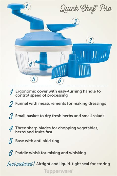 Tupperware Chef 73 best images about best salad choppers and