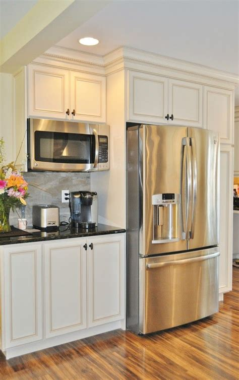 kitchen microwave cabinet 17 best ideas about microwave cabinet on pinterest
