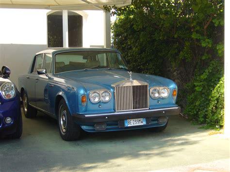 silver rolls rolls royce silver shadow i 1965 1977 mit dem silver
