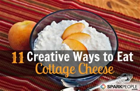 things to make with cottage cheese 11 creative uses for cottage cheese slideshow sparkpeople