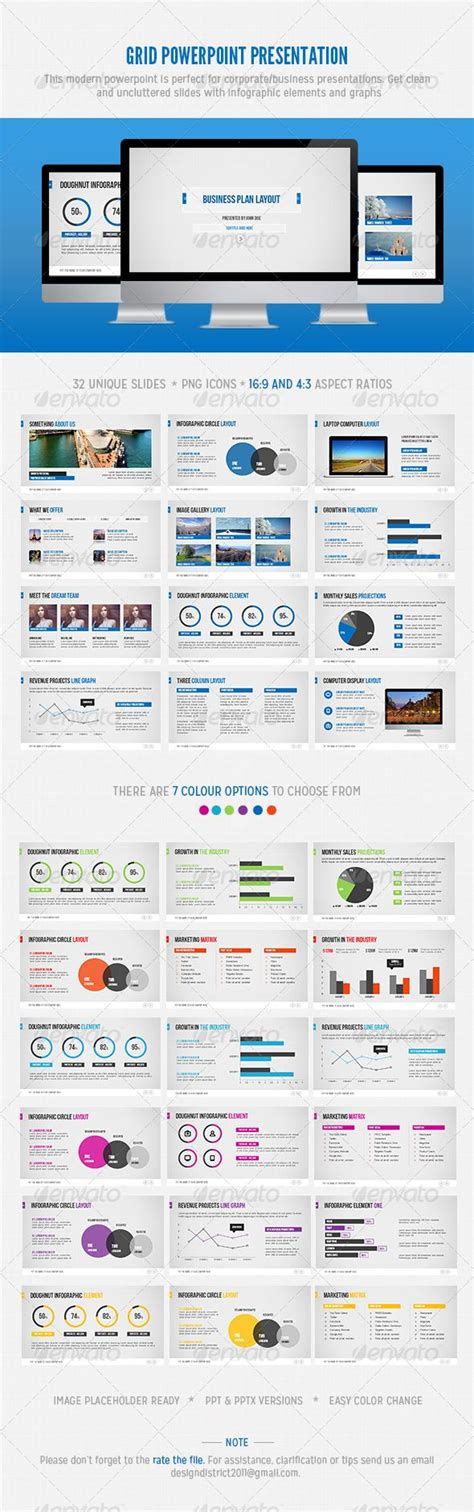 graphicriver powerpoint templates pin by galaktionova on presentation design