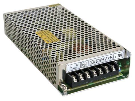 Power Supply 24vdc2er psin10024 switching power supply 100w 24vdc closed frame velleman wholesaler and