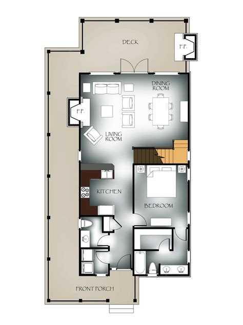 Diy Floor Plans | diy network blog cabin 2009 vaulted view lodge floor plan
