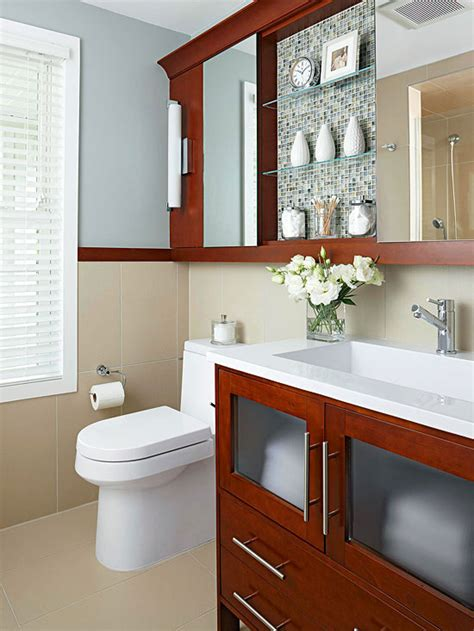 small bathroom storage  homes gardens