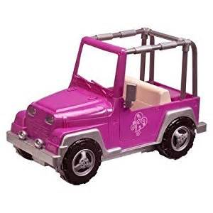 Our Generation Jeep And Cer Our Generation 4x4 Jeep Car For 18 Inch Dolls