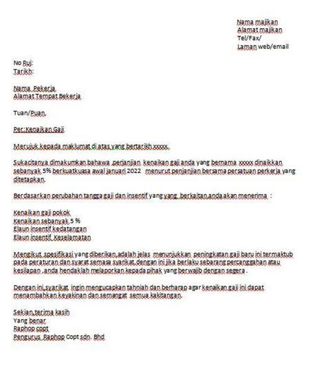 contoh surat negosiasi gaji 28 images 587 x contoh surat kuasa