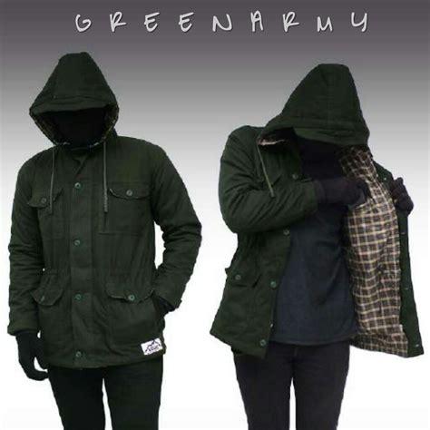 Jaket Pria Wanita Haskey Makalu Green Kualitas Premium jual jaket parka premium quality gudang jaket keren