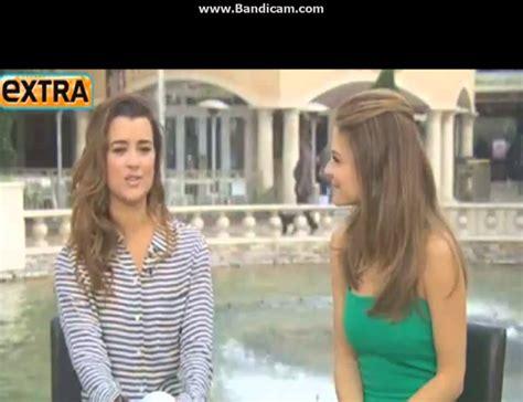 what scandal is causing cote de pablo leaving ncis cote de pablo to leave ncis youtube