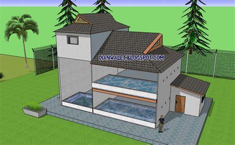 desain gedung walet rbw   tingkat full video dian walet