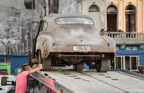 fast and furious 8 en cuba in pics vin diesel shoots for fast furious 8 in cuba
