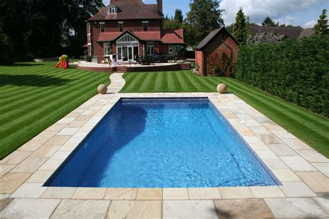 small swimming pools      narrowed residence